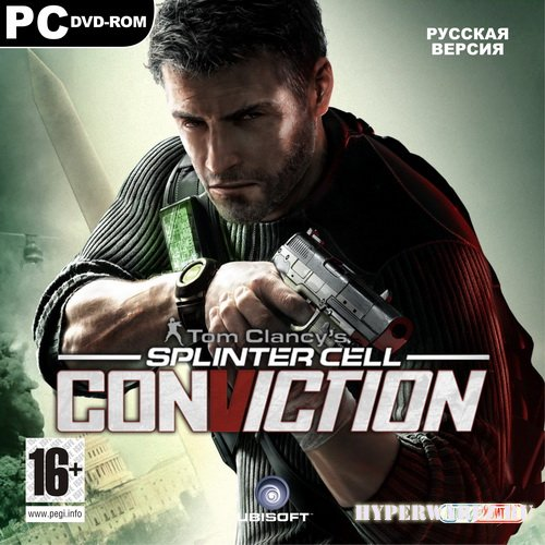 Tom Clancy's Splinter Cell: Conviction (2010/RUS/ENG/Rip by R.G.Packers)
