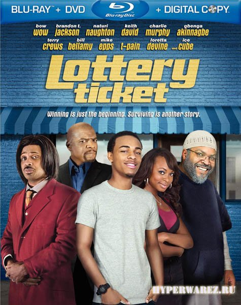 Лотерейный билет / Lottery Ticket (2010) HDRip