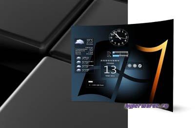 6 прозрачных гаджетов для Windows 7 и Vista
