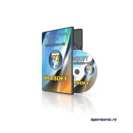Windows 7 [ x86, Ultimate, UralSOFT, v.4.08, SP1, 2011 ]