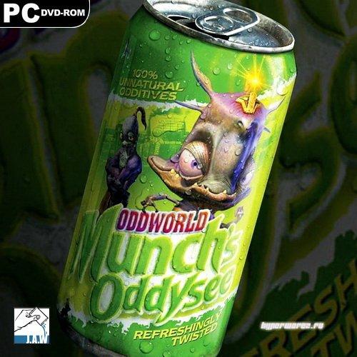 Oddworld Munch's Oddysee (2010/RUS/RePack by GUGUCHA)