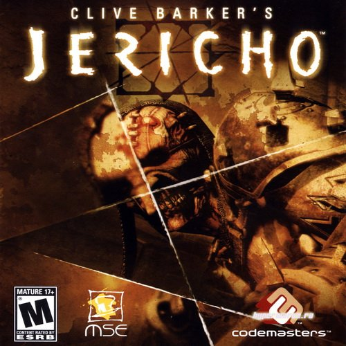 Clive Barker`s: Jericho (2007/RUS/ENG/RePack by R.G.Catalyst)