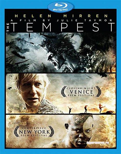 Буря / The Tempest (2010) HDRip