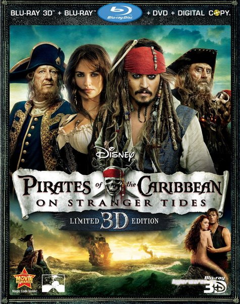 Пираты Карибского моря: На странных берегах / Pirates of the Caribbean 4 (2011) HDRip