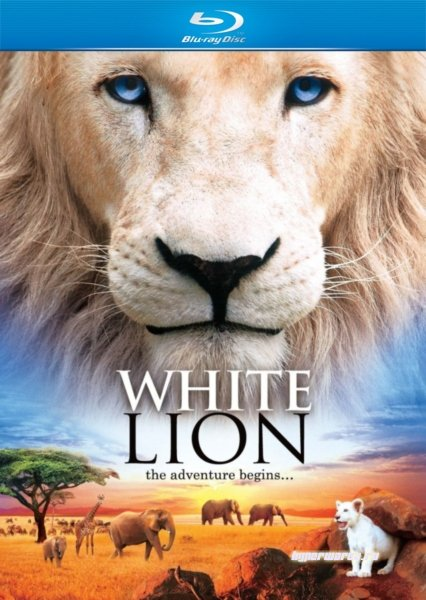Белый лев / White Lion (2010) HDRip