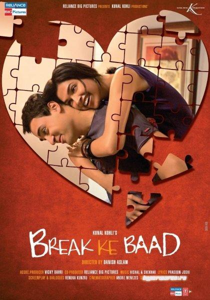 После Расставания / После разрыва / Break Ke Baad (2010) DVDRip