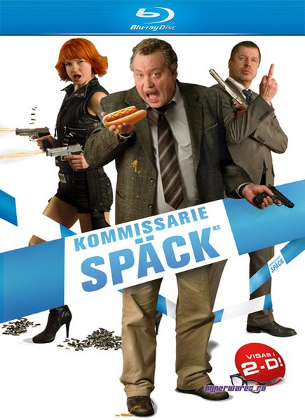 Комиссар Спак / Kommissarie Spack (2010) HDRip