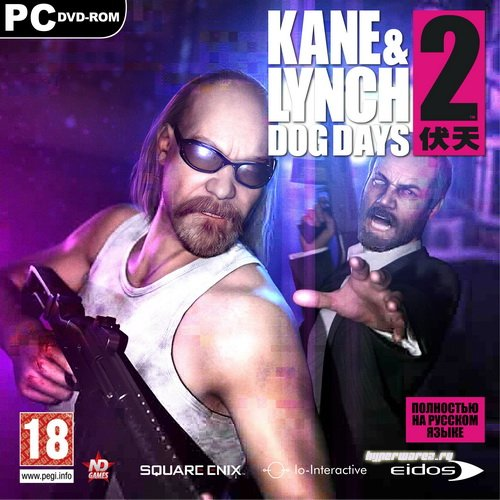 Kane & Lynch 2: Dog Days (2010/RUS/ENG/RePack by MOP030B)
