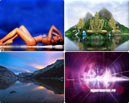 Compilation Wallpapers for desktop - Обои на рабочий стол № 418