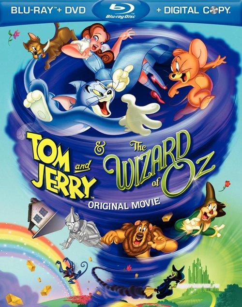 Том и Джерри и волшебник из страны Оз [ 2011 / DVDRip / 700mb ]