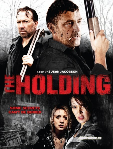 Владение / The Holding (2011) DVDScr