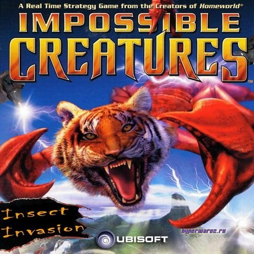 Impossible Creatures & Insect Invasion (2006/RUS/ENG/RePack by R.G.Catalyst)