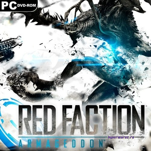 Red Faction: Armageddon + 3DLC (2011/RUS/MULTi10/RePack by PUNISHER)
