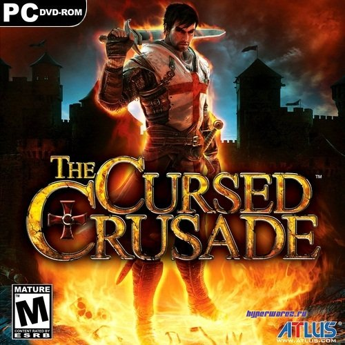 The Cursed Crusade (2011/RUS/ENG/RePack by R.G.ReCoding)