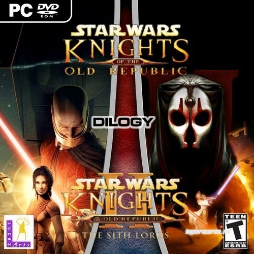 Дилогия - Star Wars: Knights of the Old Republic (2005/RUS/ENG/RePack by MOP030B)