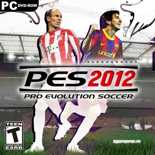Pro Evolution Soccer 2012 (2011/RUS/ENG/RePack by GUGUCHA)