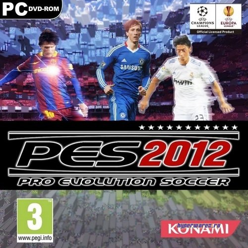 Pro Evolution Soccer 2012 (2011/RUS/ENG/RePack by World Games)