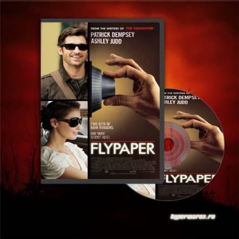 Липучка / Flypaper (2011/1400Mb) DVDRip
