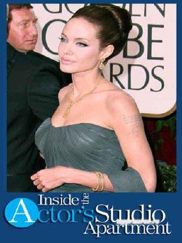 В актерской студии: Анджелина Джоли / Inside the Actors Studio: Angelina Jolie (2010) SATRip