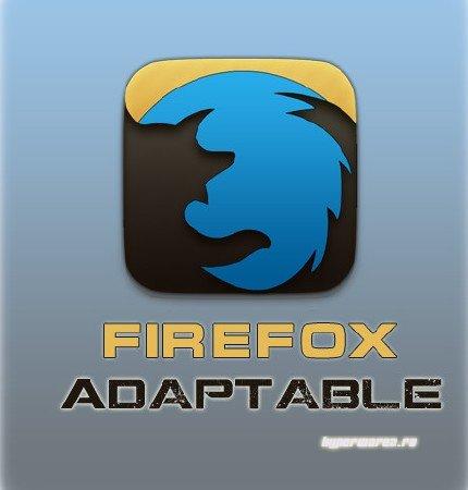 Mozilla Firefox Adaptable 7s 2011 (Rus)