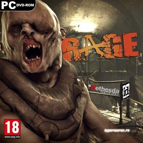Rage (2011/ENG/RePack by R.G.Repackers)