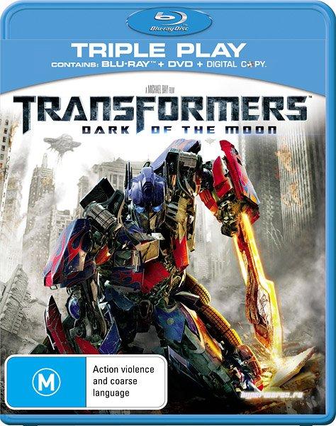 Трансформеры 3: Тёмная сторона Луны / Transformers: Dark of the Moon (2011) BDRip