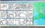 (Toyota) EPC (1992-2011) Оригинальный каталог деталей 05.2011 (ISZ)