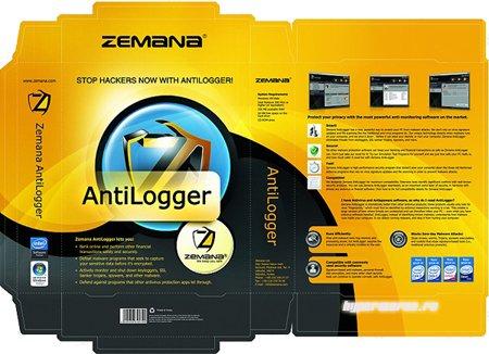 Zemana AntiLogger 1.9.2.731 2011 (Multi/Rus)