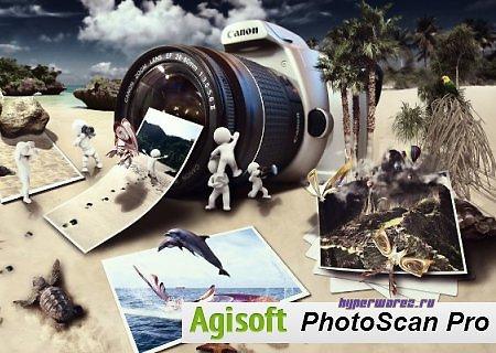 Agisoft PhotoScan Pro 0.8.3 / Eng