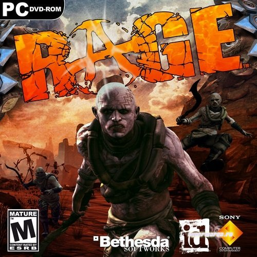 Rage (2011/RUS/Rip by R.G.Repackers)