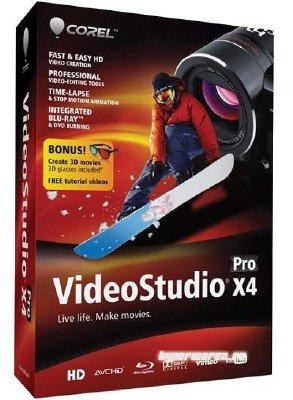 Corel VideoStudio Pro X4 14.1.0.150 [MultiRus]