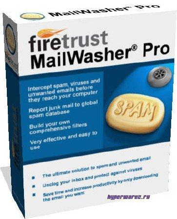 Firetrust MailWasher Pro 2011 v1.3.0 (Multi/Rus)