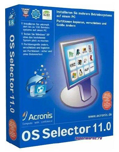 Acronis OS Selector 11.0 3.024 (2011)Rus