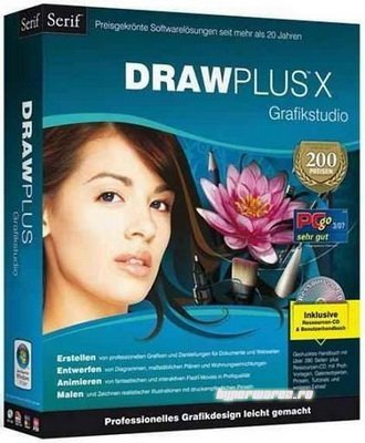 Portable Serif DrawPlus X5 v12.0.1.21 (2011) ML