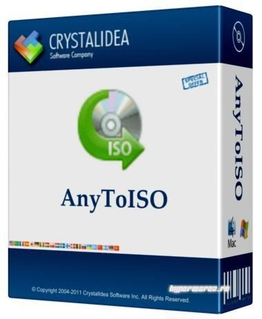 Конвертер AnyToISO Professional 3.2.2 Build 430 [Multi/Rus]