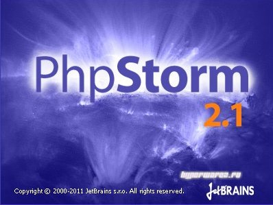 JetBrains PhpStorm 2.1.5 build 107.658 for Windows (Portable)