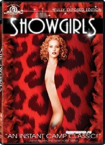 Шоу гелз / Showgirls (1995) HDRip