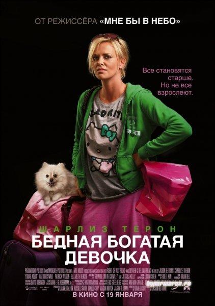 Бедная богатая девочка / Young Adult (2011) CAMRip